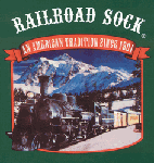 railroad-sock
